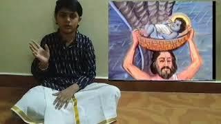Krishna Jananam and Krishna Leela by G Sarvesh Shriram