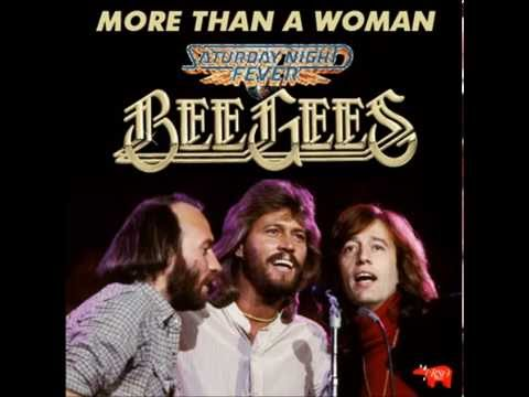 「bee gees more than a woman」の画像検索結果