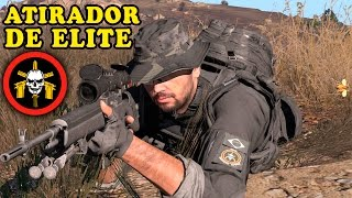 Arma 3: Atirador de Elite - BOPE x TRÁFICO #2