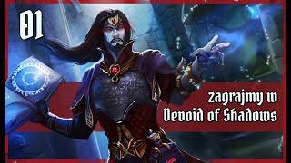 Zagrajmy w Devoid of Shadows #01 - Niezależny RPG/Roguelike z Wampirami! - GAMEPLAY PL