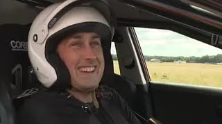 Ross Noble Takes to the Track | Top Gear