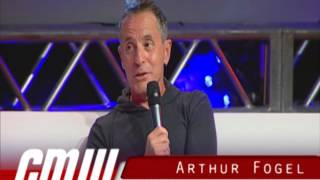 Arthur Fogel, Chairman, Global Music and CEO, Global Touring, Live Nation