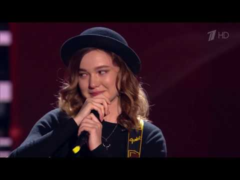 All Judges Were Shocked By Her Amazing Voice. The Voice Russia 2018 Blind Auditions