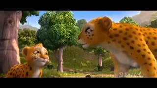 Delhi Safari - Película de dibujos animados-parte 1