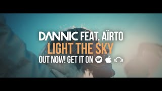 Смотреть клип Dannic Ft. Aïrto - Light The Sky