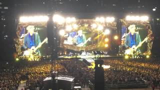 The Rolling Stones - Honky Tonk Woman - 05/24/15 - Petco Park - San Diego - Zip Code Tour