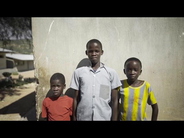 Missions 2018  IED & MotoForPeace Hungua P School  Opuwo   Namibia