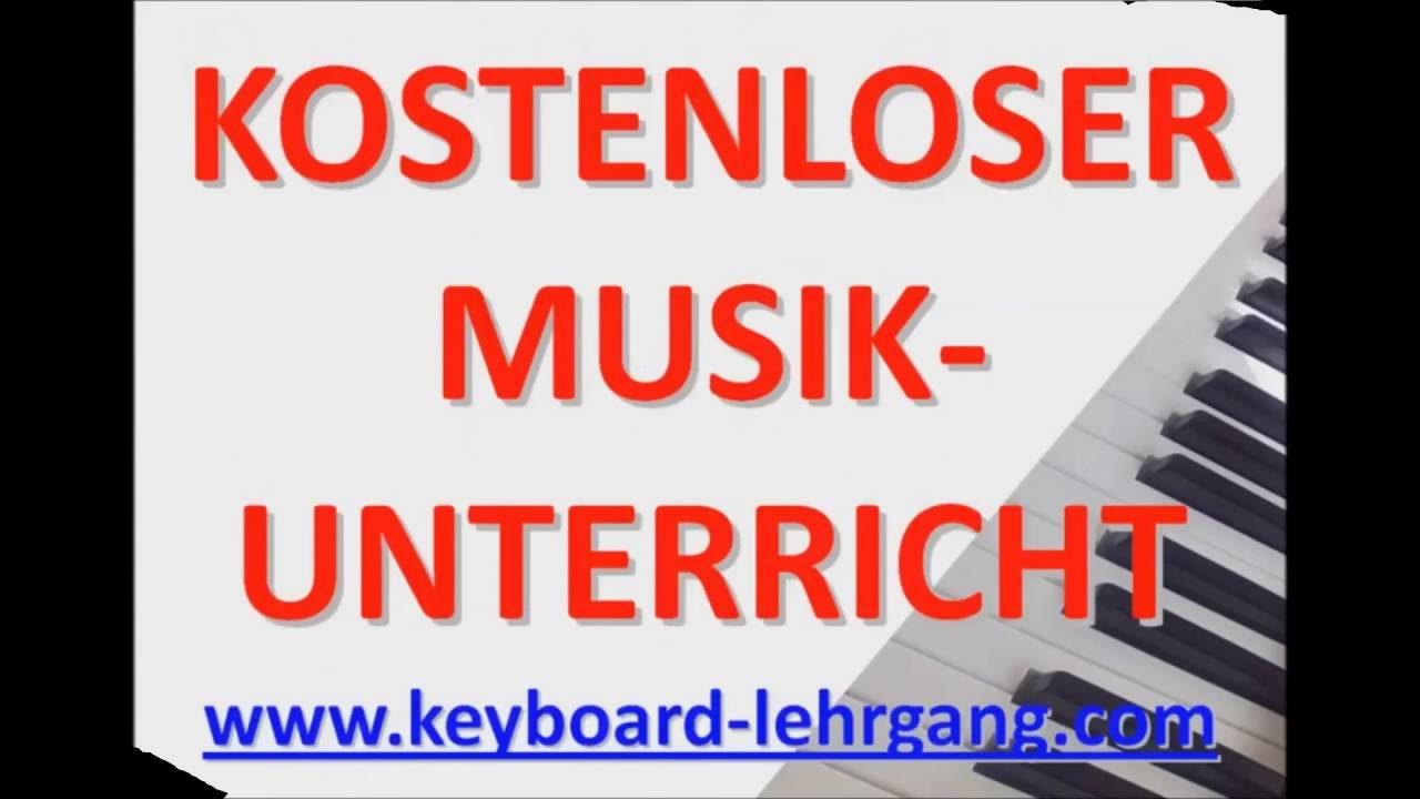 klavier online spielen lernen