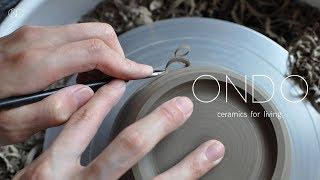 도자기 물레 굽깎기 : Pottery Wheel-How…