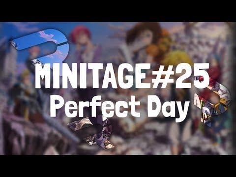 "MINITAGE#25 ""Perfect time"""