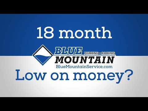 Blue Mountain - Finance Offer - Cooling Season