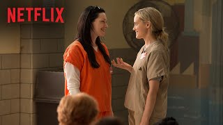 Orange Is the New Black - Temporada 4 - Avance - Netflix [HD]