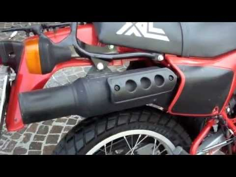 HONDA XL 400 R MOTO D'EPOCA by ZANIMOTOR - YouTube