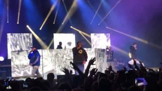 Bushido ft. Shindy, Ali Bumaye►Über Alles, Voll Süß Aber Live Wien HD