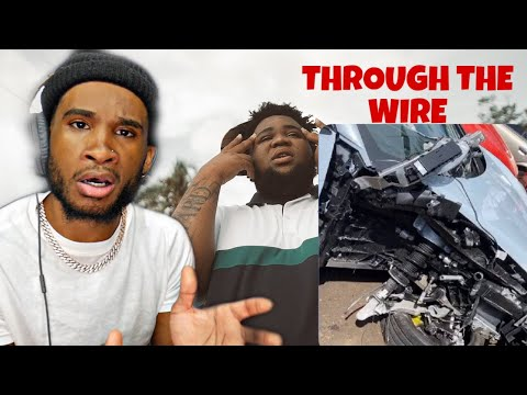 WOW ROD WAVE! Rod Wave - Through The Wire | REACTION