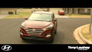Virtual Test Drive: Hyundai Tucson