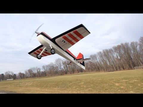 SNice Slick Test Flight