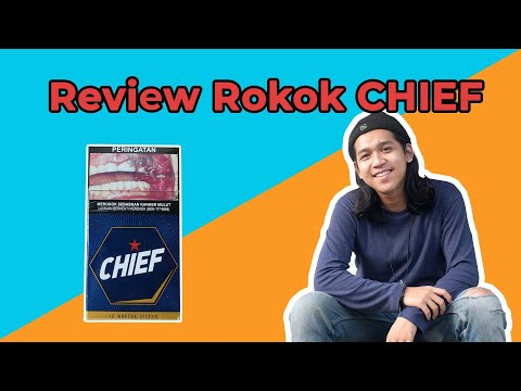Review Rokok CHIEF