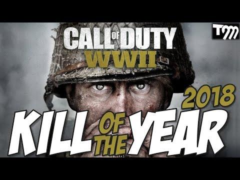 Call of Duty WW2 - KILL OF THE YEAR 2018 thumbnail
