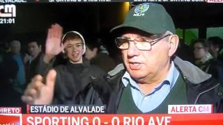 CMTV em Alvalade