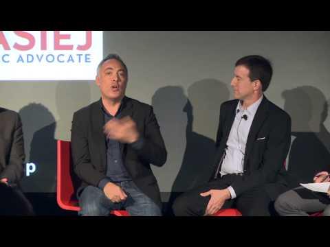 Digital City: The pressing need for urban broadband policy - Andrew Rasiej