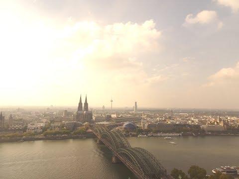 Exploring Cologne, Germany (Köln)