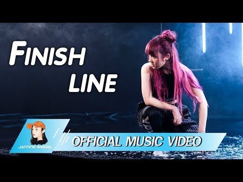 Jannine Weigel (พลอยชมพู) - Finish Line
