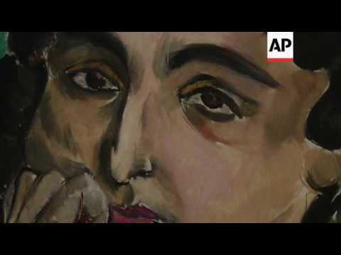 Contemporary artist George Condo confronted by old masters