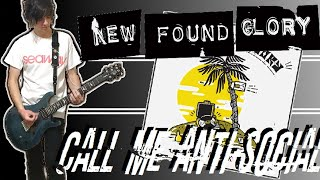 Guitar cover of Call Me Anti-Social by New Found Glory. Link to my ...