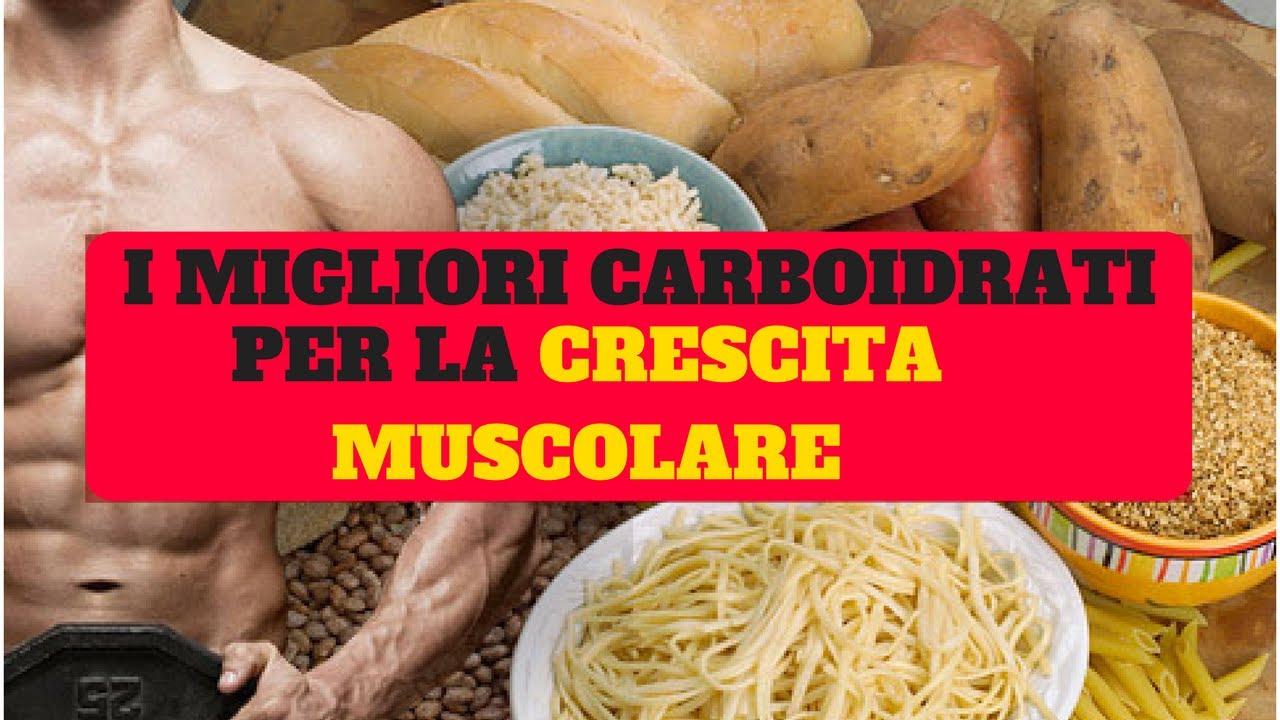 i migliori carboidrati per una dieta