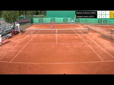 Miesten 10.000$ ITF Futures -turnauksen kaksinpelin loppuottelu, Nastola (25.8.2012)