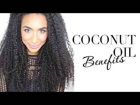 Coconut oil benefits for hair growth | Fav pre made hot oil treatment | Curly Proverbz
