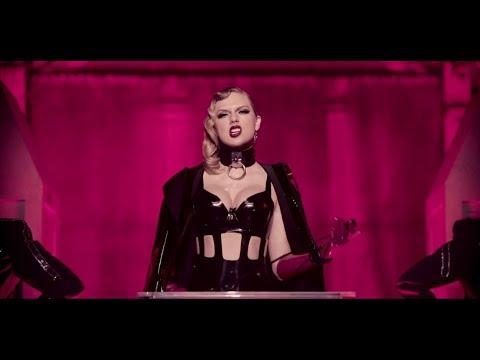 Taylor Swift Estrena 'Look What You Made Me Do' en MTV VMA's