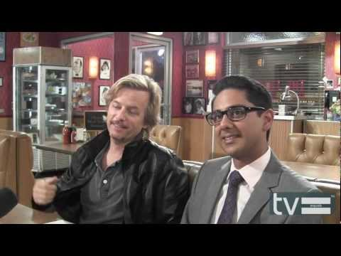 Rules of Engagement Season 7: David Spade & Adhir Kalyan