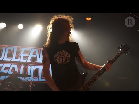"Nuclear Assault ""New Song"" Live"