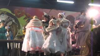 Aalst Carnaval 2014 - Prijsuitreiking Afscheidsliedje Griet