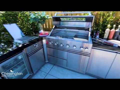 Draco Grills Outdoor Kitchens Youtube