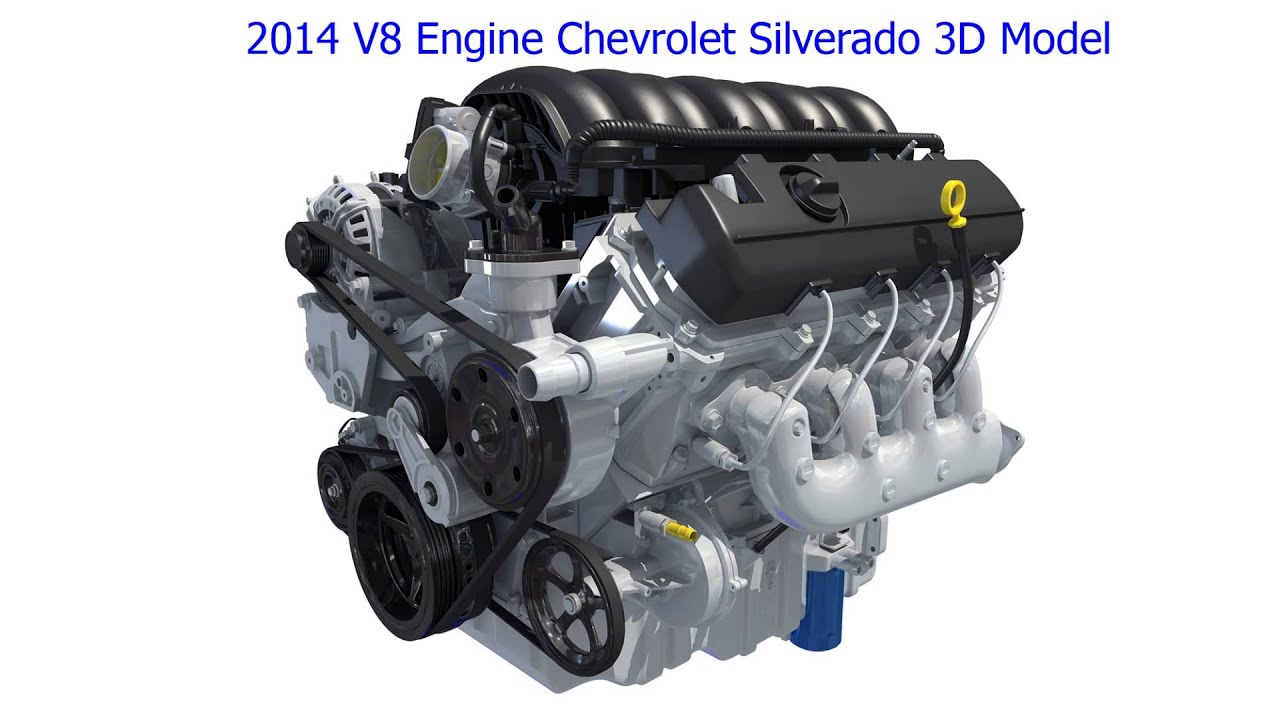 Vw Engine 3d Diagram Wiring Diagrams Data Base Air Cooled Trusted U2022 Rh 149 28 242 213 On For Chevrolet Silverado V8 Model Youtube