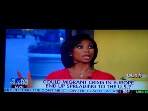 Outnumbered's Harris Faulkner Is A Coon