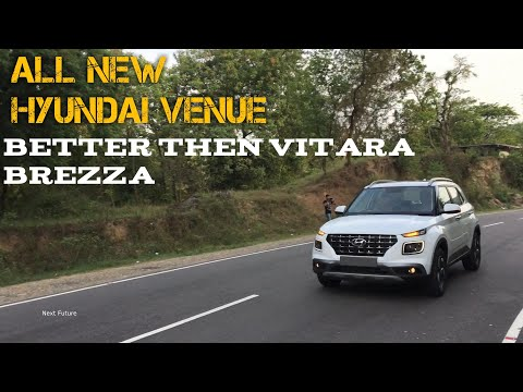 2019 Hyundai Venue SX(O) Detailed Review, Performance Test, Features, Cabin Space And More