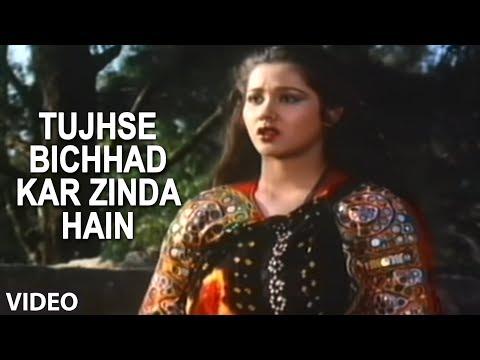 Tujhse Bichhad Kar Zinda Hain Full Song | Yaadon Ke Mausam | Kiran Kumar, Vikrant thumbnail