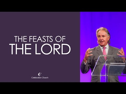 The Feasts Of The Lord #SpringFeasts