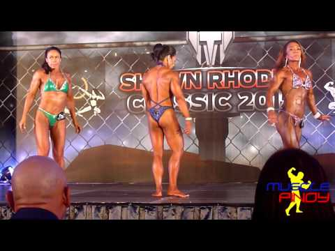 SRC 2015 Women's Physique Compulsory