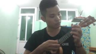 Doraemon- guitar ukulele