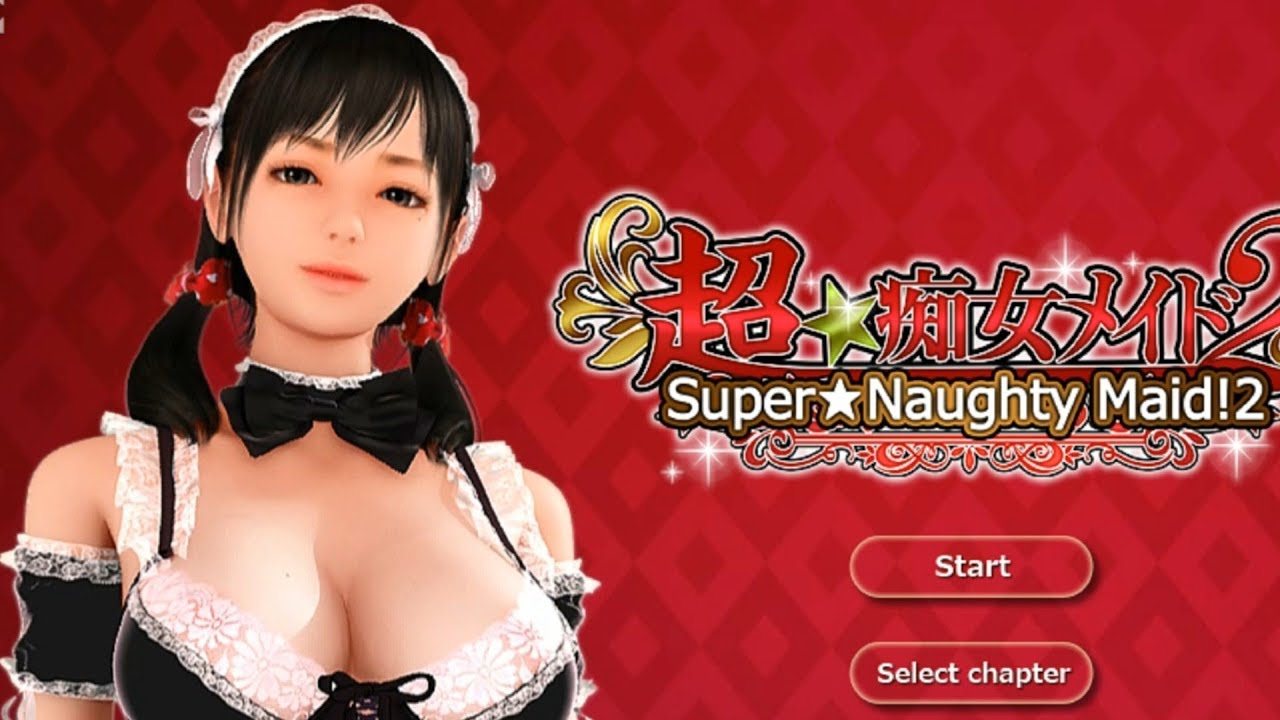 Super naughty maid! 2