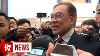 Anwar slams video as 'politik bangang', Mat Sabu says not sure what he heard