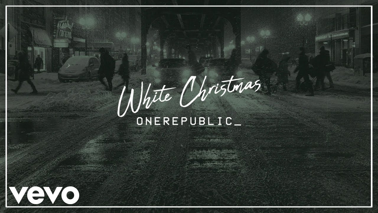 onerepublic white christmas audio - What Is A White Christmas