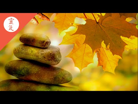 1 Hour Reiki Music With Bell Every 3 Minutes: Meditation Music, Calming Music, Soothing Music.