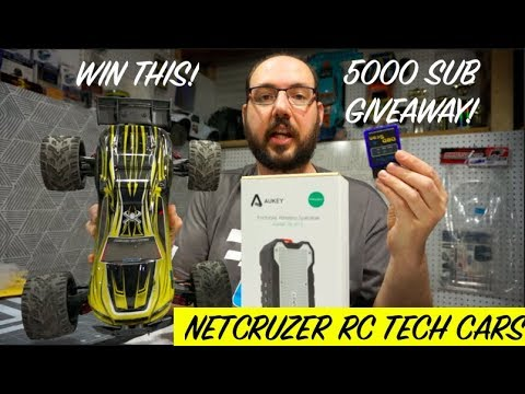 RC GIVEAWAY! 5000 SUB CELEBRATION - You Could Win An RC, TECH, Or CARS Prize!