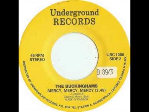 MERCY MERCY MERCY+The Buckinghams  #5 IN 1967  HQ
